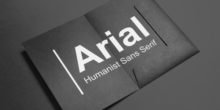 Arial | Webfont & Desktop font | MyFonts