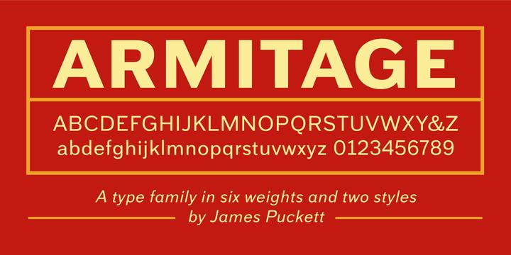 Armitage | Webfont & Desktop font | MyFonts