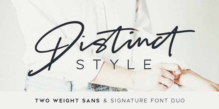 Distinct Style