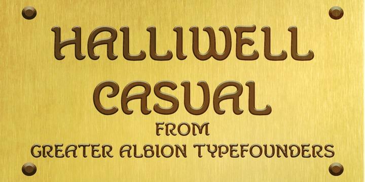 Halliwell Casual™