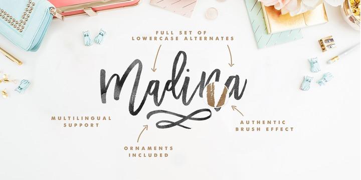 Madina Script | Webfont & Desktop font | MyFonts