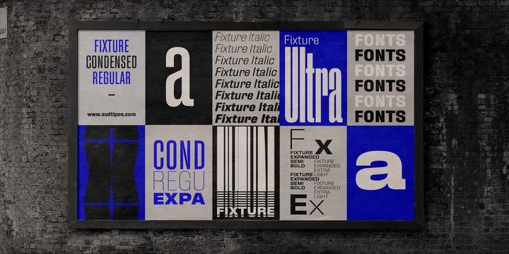 Fixture   Webfont & Desktop font   MyFonts