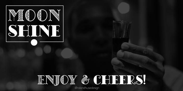 Chicago Moonshine | Webfont & Desktop font | MyFonts