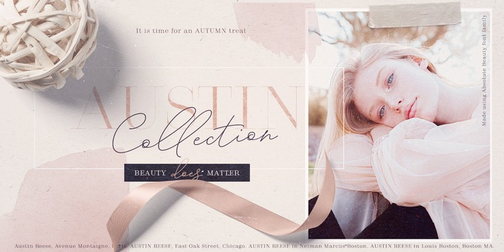 Absolute Beauty | Webfont & Desktop font | MyFonts