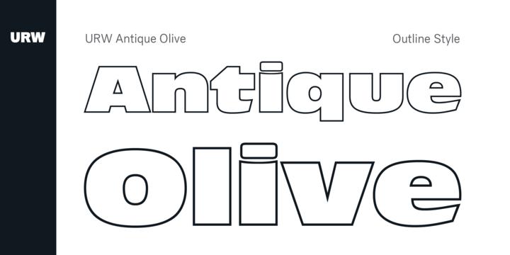Antique Olive | Webfont & Desktop font | MyFonts