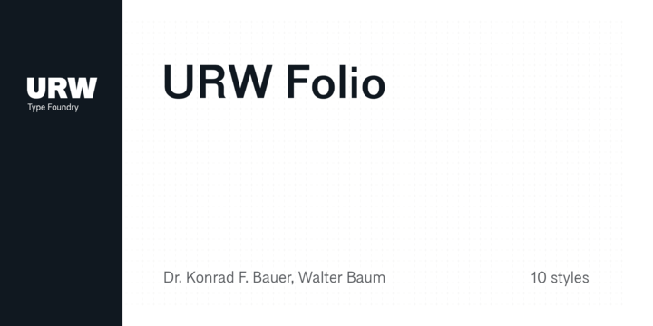 Folio | Webfont & Desktop font | MyFonts