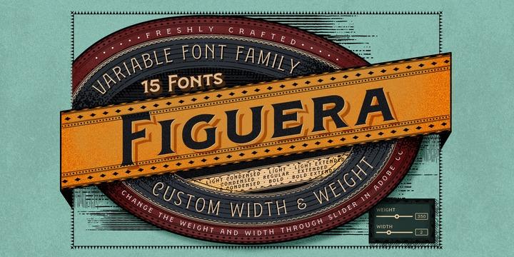 Figuera Variable | Webfont & Desktop font | MyFonts
