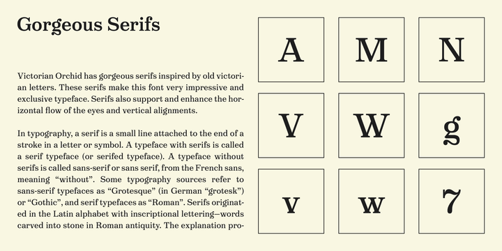Victorian Orchid | Webfont & Desktop font | MyFonts