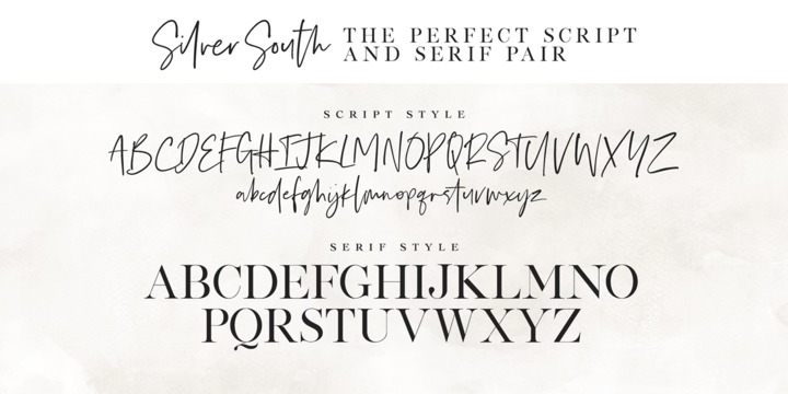 Silver South   Webfont & Desktop font   MyFonts