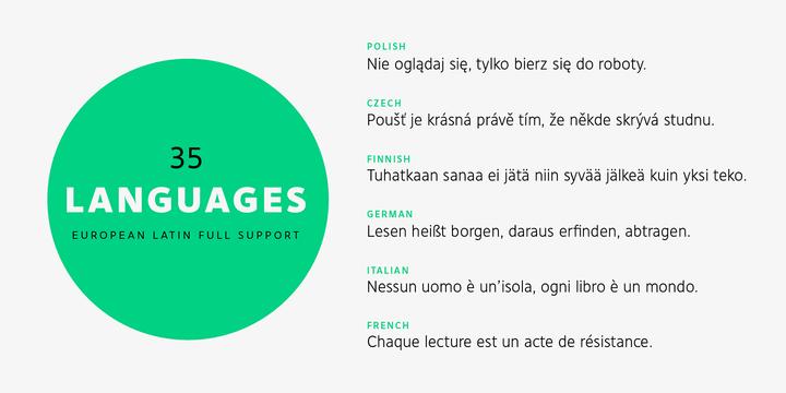 Senza | Webfont & Desktop font | MyFonts