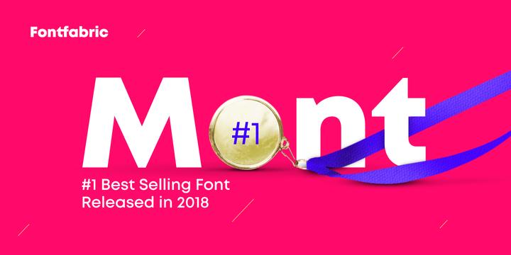 Mont   Webfont & Desktop font   MyFonts