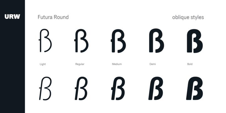 Futura Round | Webfont & Desktop font | MyFonts