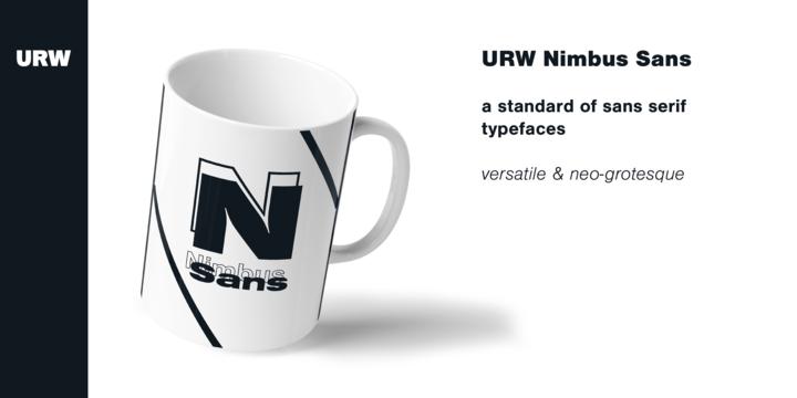 Nimbus Sans Helvetica(ヘルベチカ)の代替えフォント