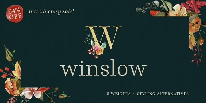 Font book woman swash