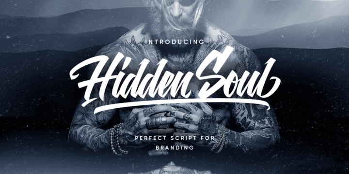Download Hidden Soul Font Family From Kavoon