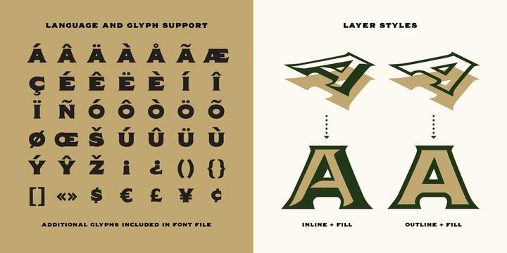 Download Blt Norfolk Font Family From Black Lab Type