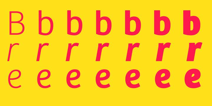 heiße Angebote zuverlässiger Ruf Wählen Sie für authentisch Bree | Desktop font | MyFonts