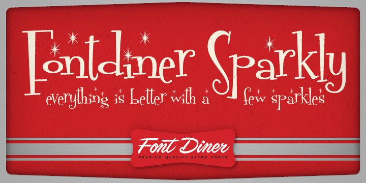 50s Diner Fonts | www.imgkid.com - The Image Kid Has It!