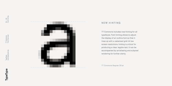 TT Commons | Webfont & Desktop font | MyFonts