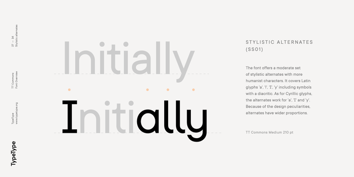 TT Commons | Webfont & Desktop font | MyFonts