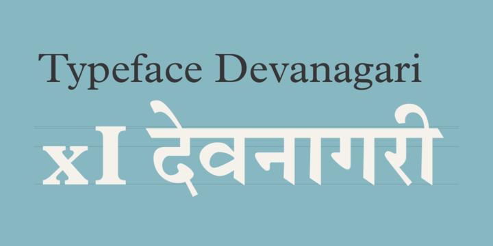 Linotype Devanagari | Webfont & Desktop font | MyFonts