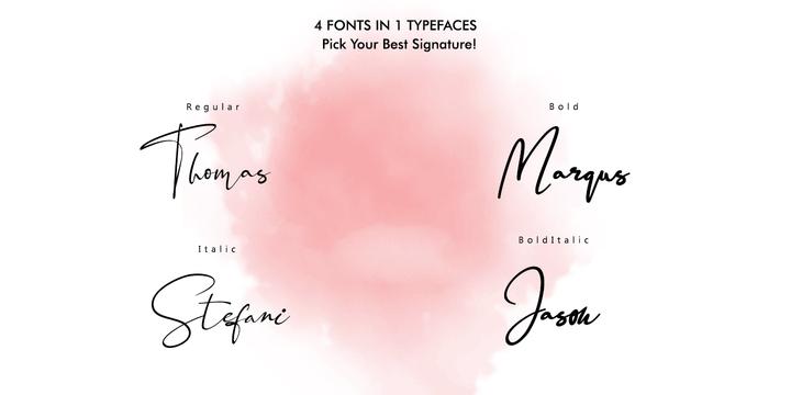 Black Pink Signature | Webfont & Desktop font | MyFonts