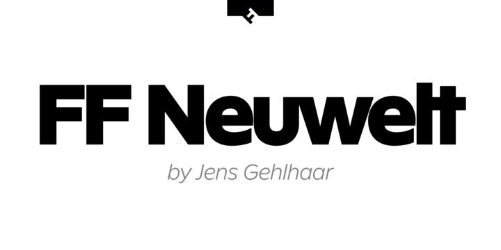 Download FF Neuwelt Font Family From FontFont - Snjezana