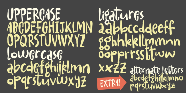 Download Dash Wisher Font Family From PizzaDude dk