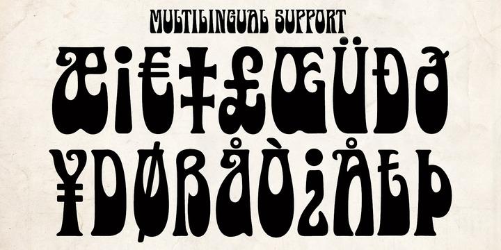 Hippie Mojo | Webfont & Desktop font | MyFonts