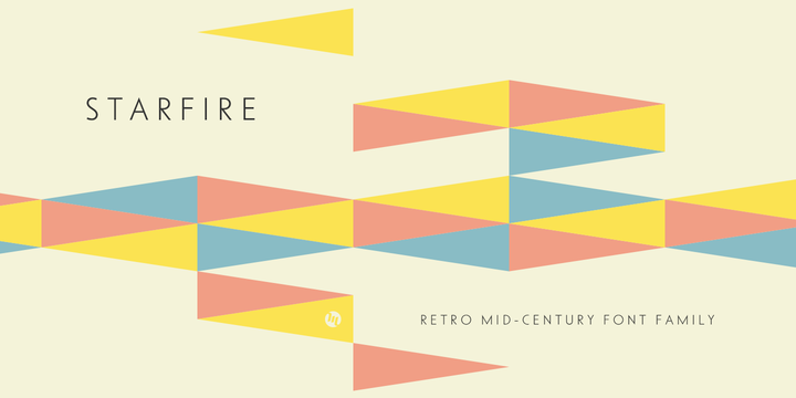 Download Starfire Font Family From MADType