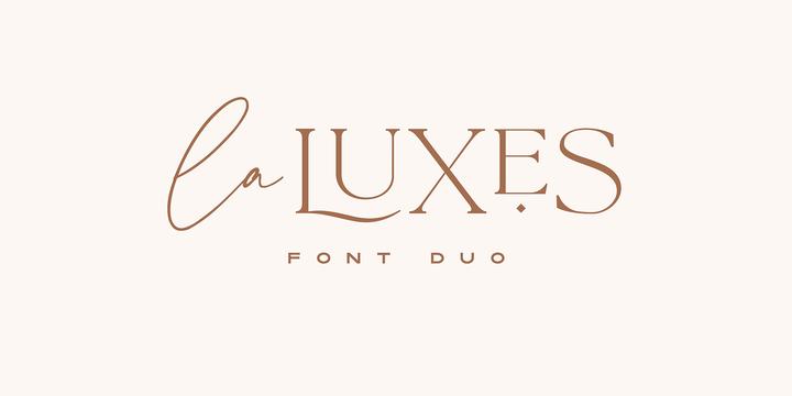La Luxes