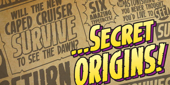 secret origins bb webfont desktop font myfonts