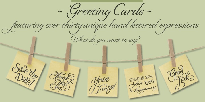 Greeting cards webfont desktop font myfonts about this font family greeting cards m4hsunfo