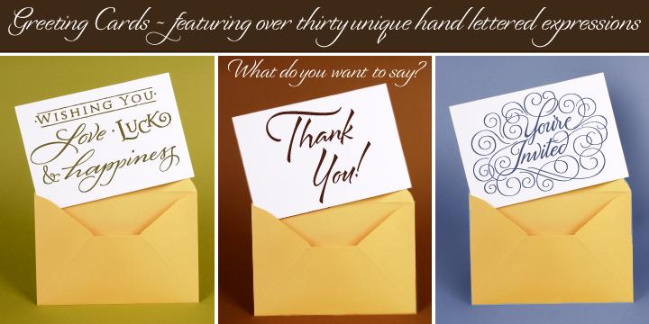 Greeting Cards Webfont Desktop Font Myfonts
