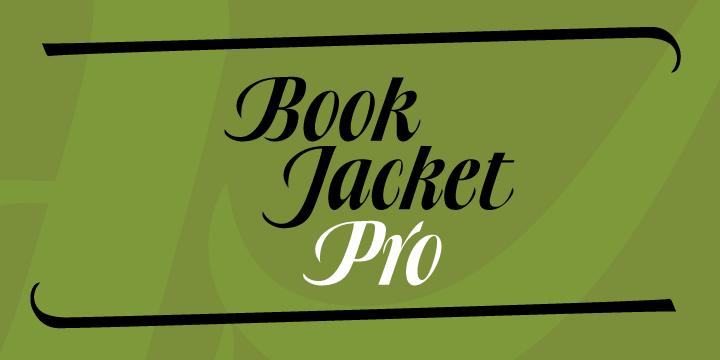 Font Book Jacket