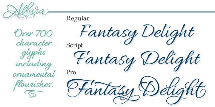 allura free font download