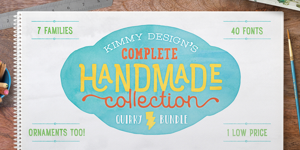 Kimmy Design's Complete Handmade Collection by Kimmy Design