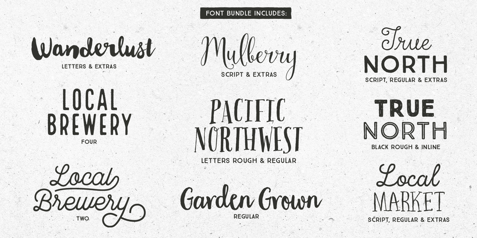Cultivated Mind S Best Selling Handmade Fonts Myfonts