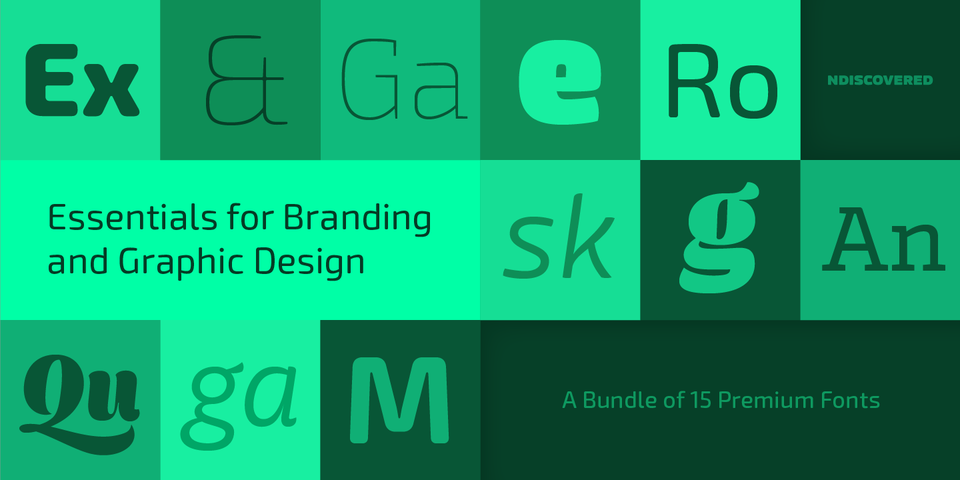 Ndiscovered's Essentials For Branding And Graphic Design by Ndiscovered