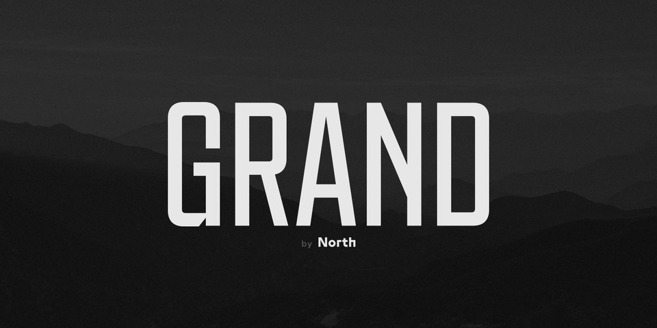 Grand font page