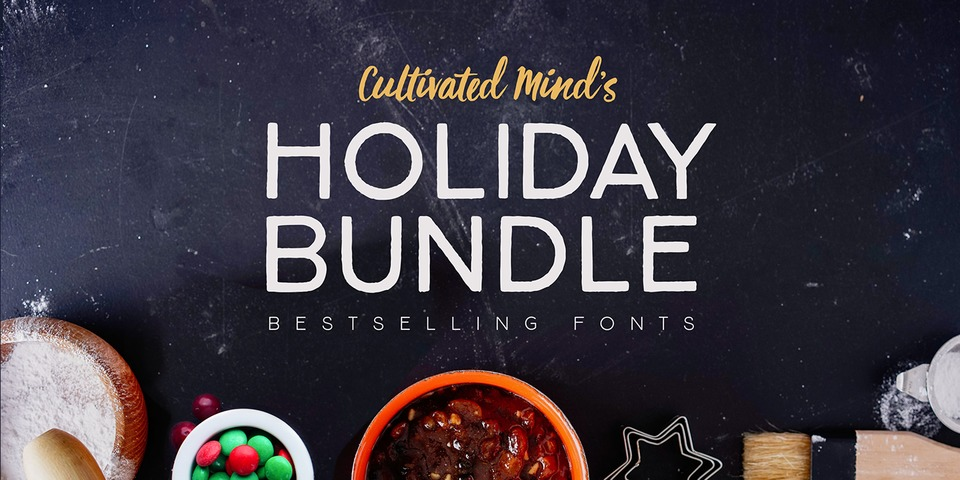 Holiday Bundle by Cultivated Mind by Cultivated Mind
