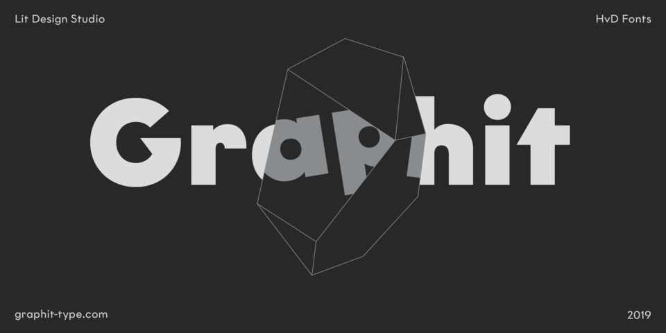 Graphit font page