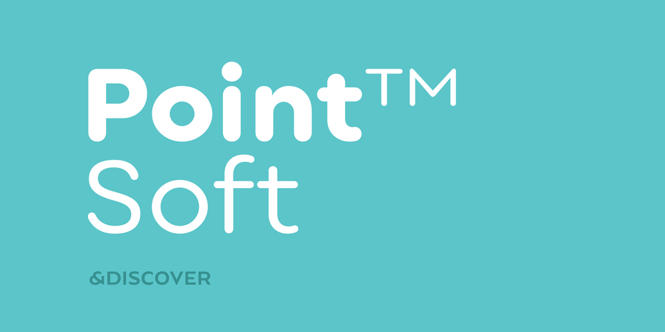 Point Soft font page