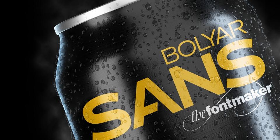 FM Bolyar Sans Pro font page