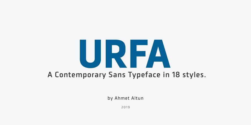Urfa font page