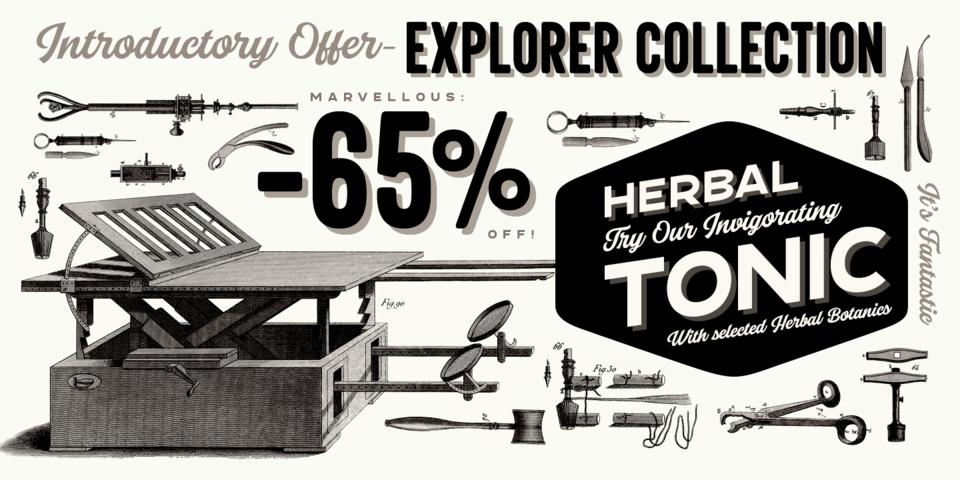 Special offer on Explorer