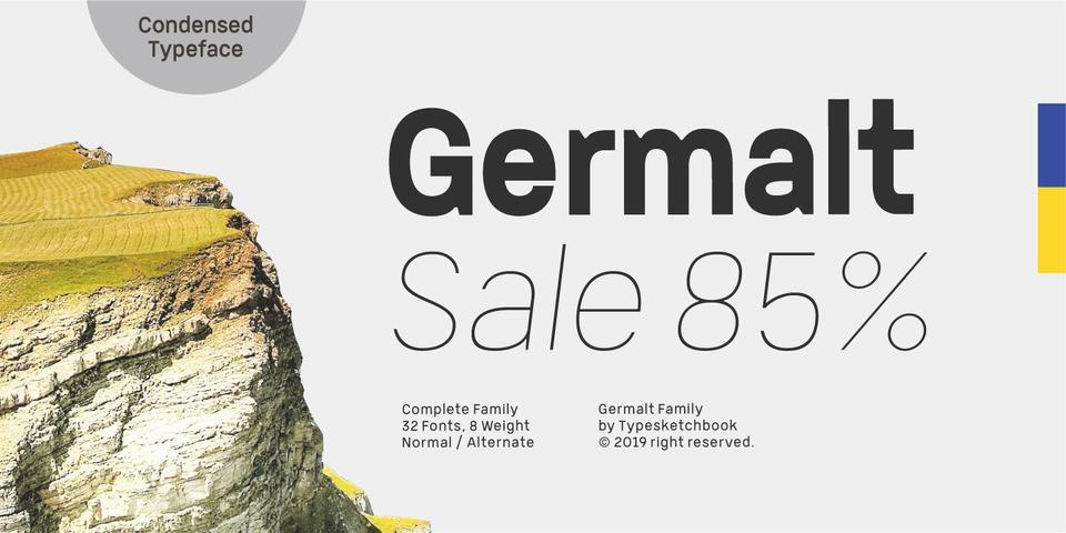 Special offer on Germalt