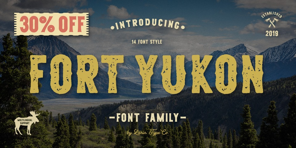 Special offer on Fort Yukon