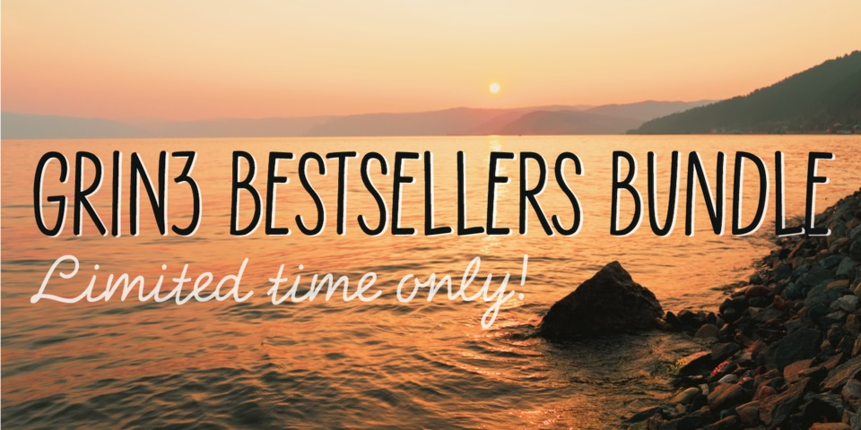 GRIN3 Bestsellers Bundle by GRIN3 (Nowak)