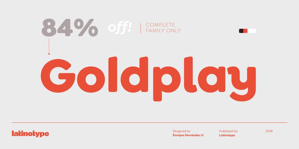 Special offer on Goldplay
